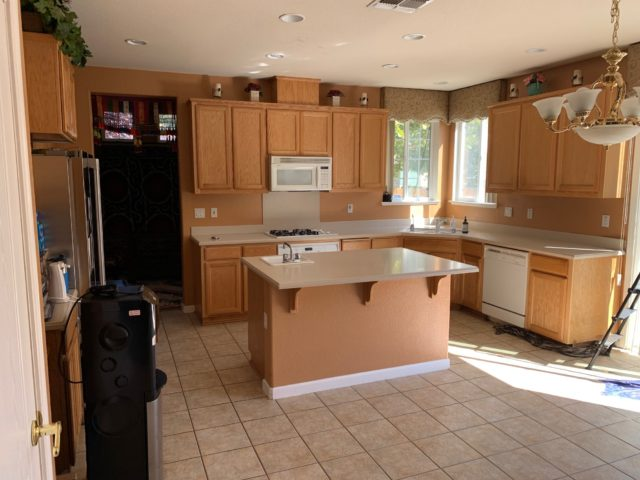 Kitchen Remoulding